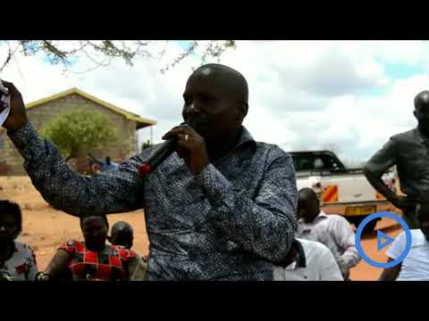 """I am not a fool to respect Uhuru Kenyatta and William Ruto.""-  Kithure Kindiki"