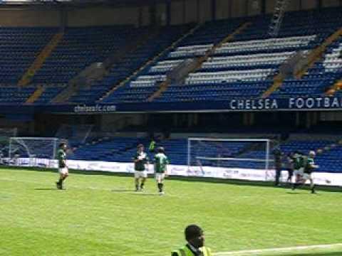 Soccer Six 2009 Bradley And Santiago Pre-game
