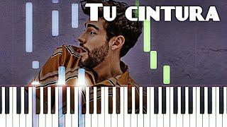 Download Alvaro soler - La cintura | Piano Tutorial Mp3 and Videos