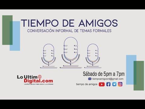 TIEMPO DE AMIGOS 18-09-21