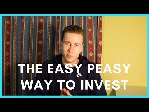 The Easy Peasy Way to Start Investing