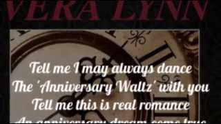 VERA  LYNN - THE ANNIVERSARY WALTZ