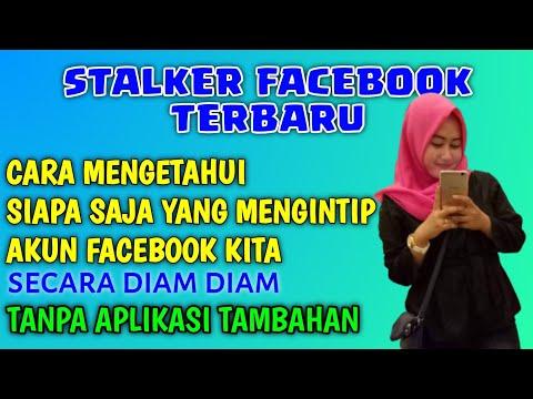Cara Mengetahui Orang Yang Telah Melihat Profil Facebook Kita