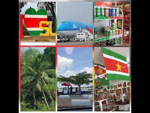 I love Surinam