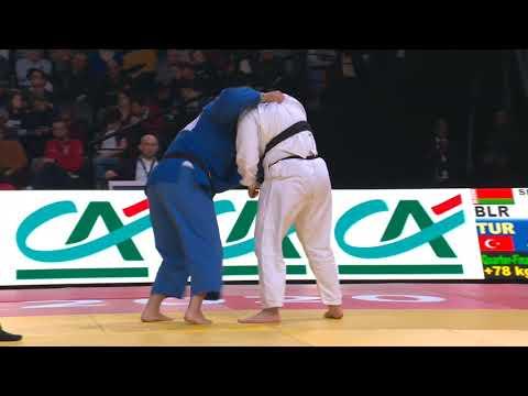 Paris Grand Slam 2020 / Quarter-Final +78 kg
