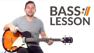 10,000 Reasons - Matt Redman // Bass Tutorial