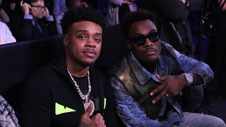Errol Spence Jr. speaks publicly for the first time since his car accident