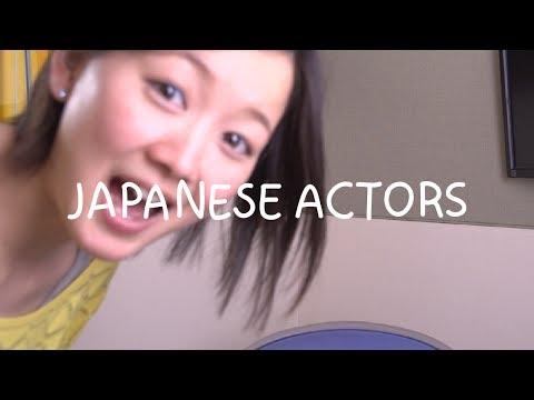 Japanese Words - Japanese Actors (Việt Sub)