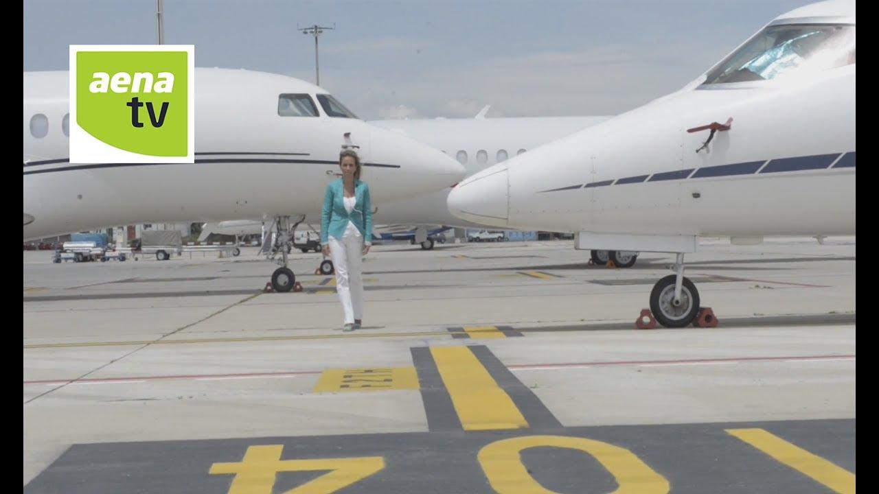 Aena aeropuerto de madrid barajas te muestra su - Terminal ejecutiva barajas ...