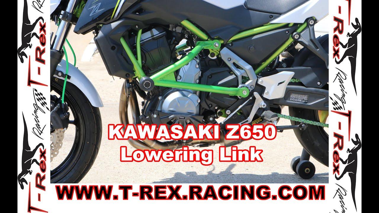 T-Rex Racing Lowering Link for Ducati 2013-2016 Hypermotard 821 SP Hyperstrada
