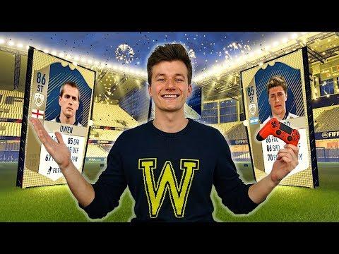 WIELKI DRAFT i DWIE IKONY   FIFA 18