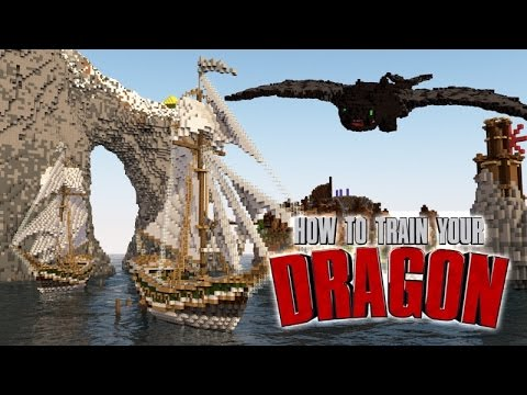 Minecraft how to train your dragon ep 3 viking boats of war minecraft how to train your dragon ep 3 viking boats of war ccuart Images