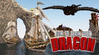 Minecraft how to train your dragon ep 1 the isle of berk minecraft how to train your dragon ep 3 ccuart Images