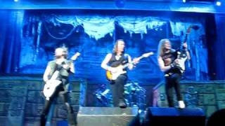 Iron Maiden - Rime of the Ancient Mariner (interlude to end) - Ft. Lauderdale - 4/2/2009
