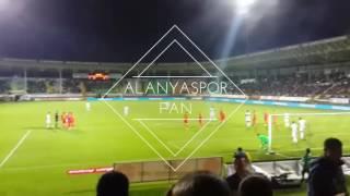 Alanyaspor:3-0Kayserispor maç özeti|Tribün Çekimi