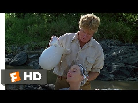Out of Africa (5/10) Movie CLIP - Shampoo By the River (1985) HD Mp3