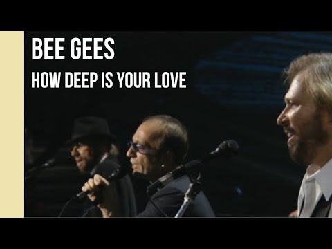 Bee Gees - How Deep Is Your Love  in Las Vegas 1997  sub Español +