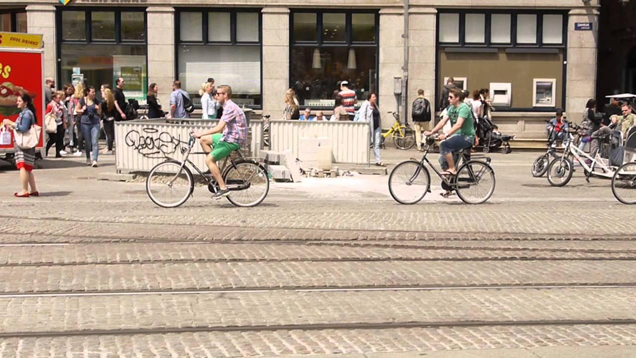 荷蘭文化特色-最愛騎腳踏車的國家 - YouTube