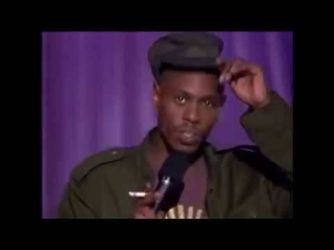 Chappelle's Show stand up scenes that never made it.
