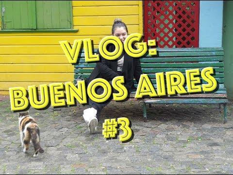 Vlog: Partiu Buenos Aires #3 (Final) - Life as Daphne