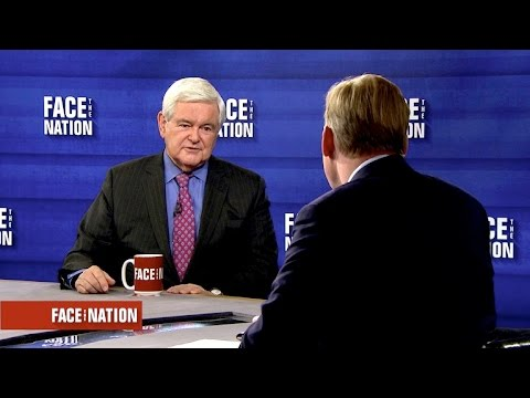 Full interview: Newt Gingrich, November 13