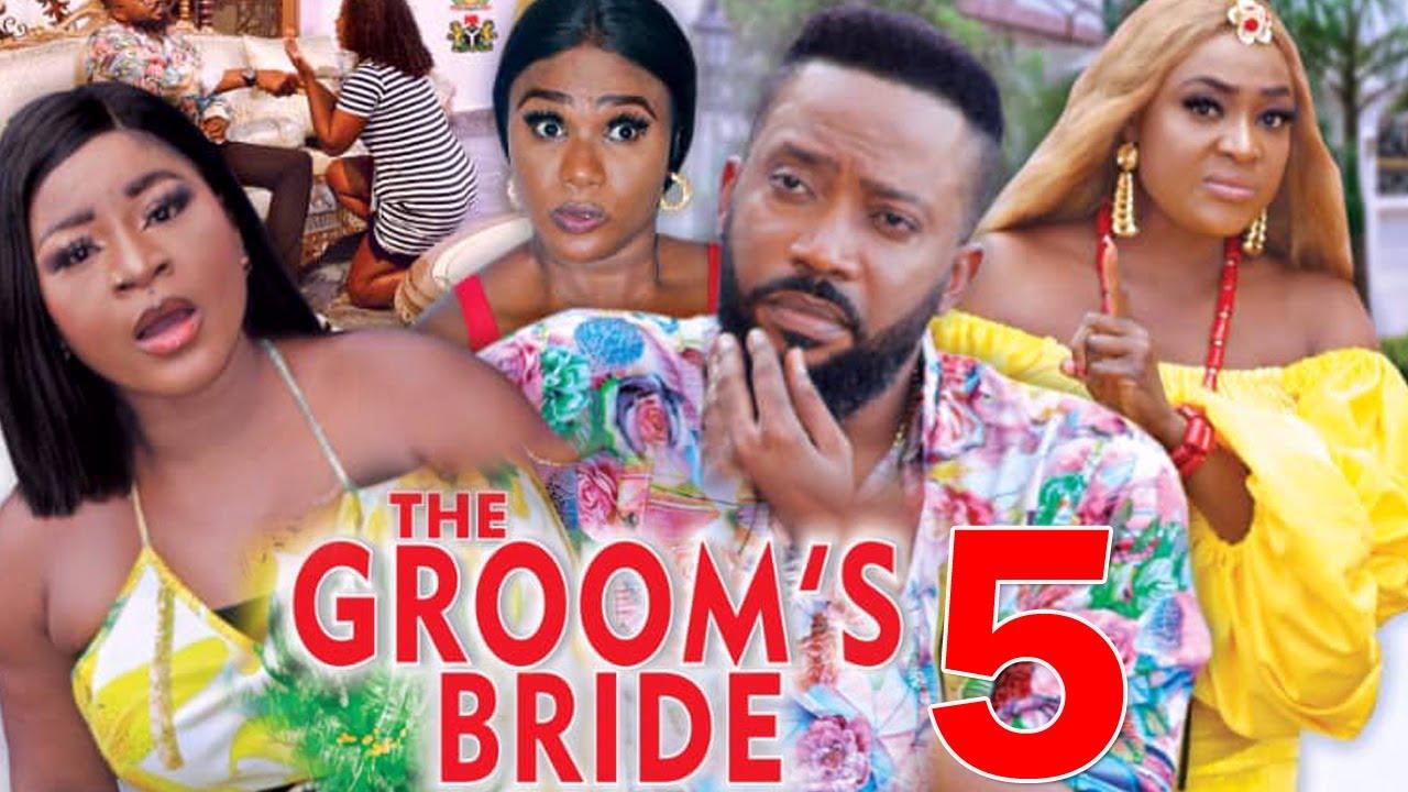 Download THE GROOMS BRIDE SEASON 5 - Fredrick Leonard New Movie 2021 Latest Nigerian Nollywood Movie