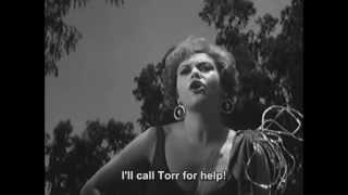 SHIP OF MONSTERS (LA NAVE DE LOS MONSTRUOS, 1959) exciting clip!