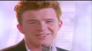 Rick Astley - Never Gonna Give You Up (Maxi Extended Edit Version Video BY Moises JR DJ)