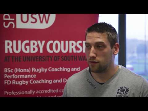 Want to get into Sports Coaching? Tom talks about his job as a Rugby Development Officer