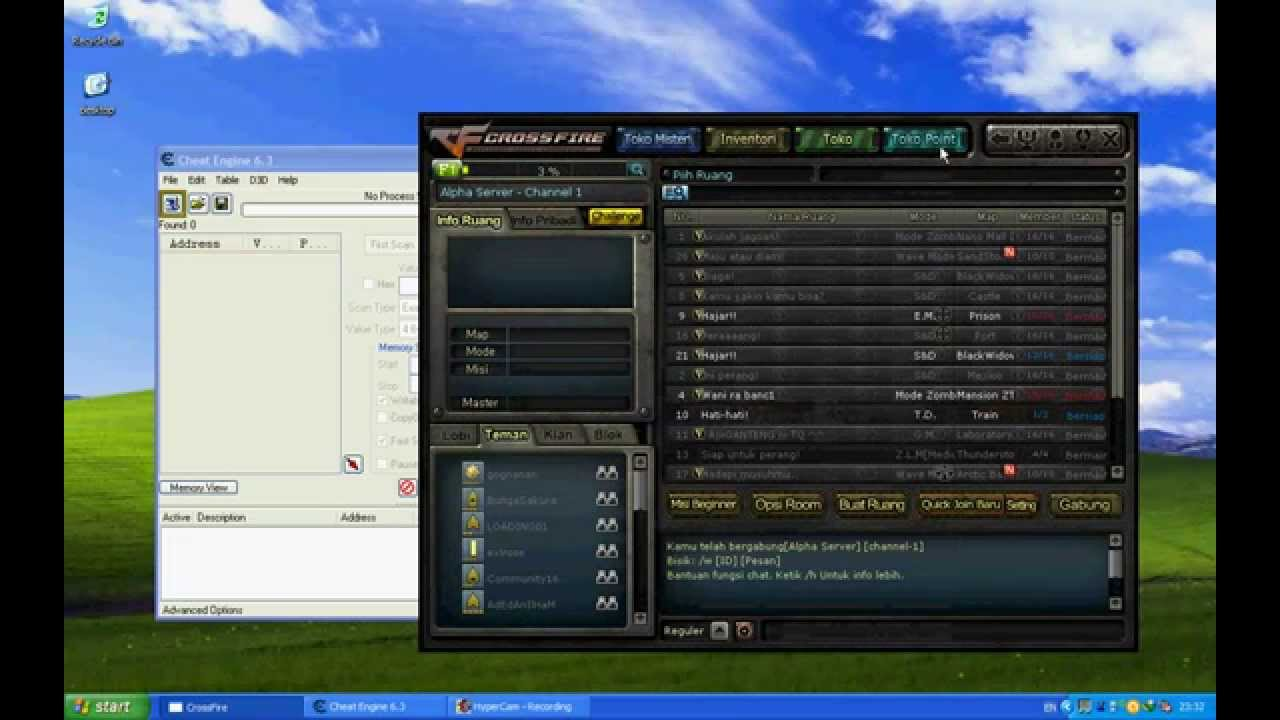how to set up crossfire 7870