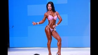 WBPF World Championships 2017 Mongolia_women Model Physique up to 160cm_Oummy
