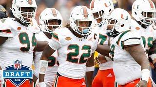 Sheldrick Redwine NFL Draft Tape | Miami S