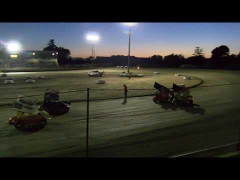 7-1-2017 600cc Micro Sprints Main Event