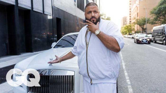 DJ Khaled Explains How to Become a Massive Success