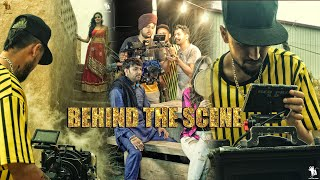 Behind The Scene From Sheesha By Gulam Jugni
