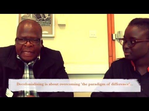 30 minutes with... Prof Sabelo Ndlovu Gatsheni