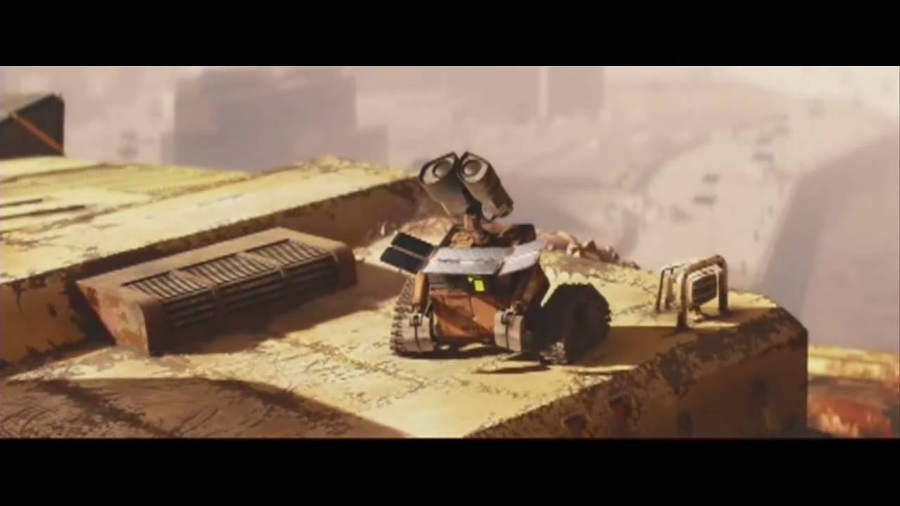Wall-E Morning