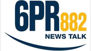 Allan Pease - 6PR Perth - Allan shares his thoughts on Kevin Rudd
