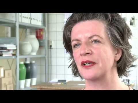 Designer Hella Jongerius interview about Tichelaar Makkum, porcelein and maiolica processes