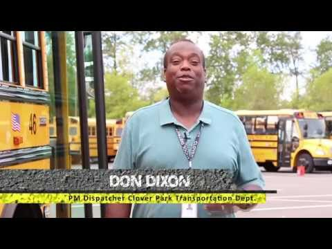 Clover Park School Bus Driver Welcome