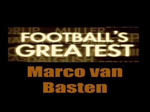 Marco van Basten - Footballs Greatest - Best Players in the World ✔