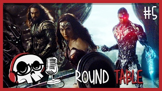 Justice League, Legion and X-Men- RoundTable #5