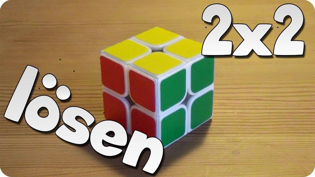 2x2 Rubik's Cube / Zauberwürfel lösen | schnelle ...
