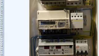 видео Защита домашних потребителей от перепадов напряжения. Установка стабилизатора и реле контроля напряжения. Как выбрать РН.