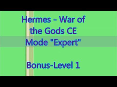 Hermes - War of the Gods CE Bonus-Level 1 |