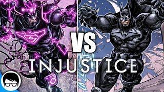 BATMAN OSCURO VS BATMAN (2018) | Injustice Vs. Masters of the Universe #3 streaming