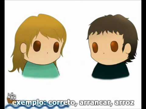 Comedia - Diferenzas/Diferenças entre o galego e o portugués/português brasileiro
