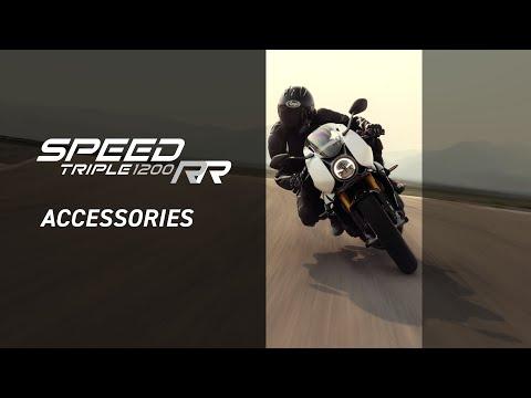 New Speed Triple 1200 RR  | Accessories