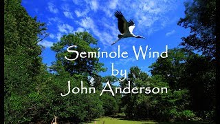 Everglades - Seminole Wind  by John Anderson