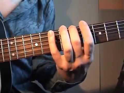 Как играть блюз на акустической гитаре видео уроки
